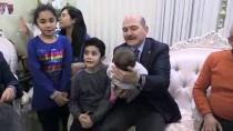VALİ YARDIMCISI - İçişleri Bakanı Süleyman Soylu'dan Gaziantep'te Ziyaretler