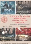 Isparta'da Sinema Günleri Başlatıldı