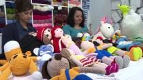 ÇİZGİ FİLM - Kanserli Çocuklar İçin Organik Oyuncak Yapıyorlar