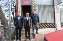 Kaymakam Yavuz'dan STK'lara Ziyaret