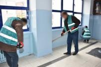 Kırıkkale'de Mahkumlar Okullar İçin Çalışıyor