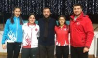 GÜMÜŞ MADALYA - Mizgin Ay, Akdeniz Atletizm Şampiyonası'nda Gururlandırdı