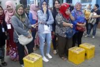 Moro Müslümanlarının Özerklik Referandumu Barış İçinde Sona Erdi