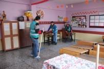 ADALET BAKANI - Okulların Yarıyıl Tatilinde Tadilatı Ve Temizliği Hükümlüler Tarafından Yapılıyor