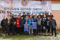 VALİ YARDIMCISI - Ordu'da Özel Oryantring Yarışması
