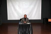 SADıK YALSıZUÇANLAR - OSM'de 'Deli Tomarı' Adlı Söyleşi Gerçekleşti