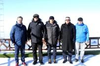ERZURUM VALISI - Palandöken Kayak Merkezi Dolup Taşıyor