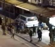 Polise Vurmaya Çalışan Alkollü Sürücüye Linç Girişimi