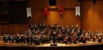 'Senfoni İle Saz Eserleri' İstanbul'da Sanatseverlerle Buluşacak