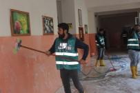 Siverek'te Mahkumlar Eğitim İçin Çalıştı