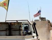 BOMBALI ARAÇ - Suriye'de ABD-YPG/PKK unsurlarına saldırı