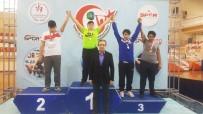 BRONZ MADALYA - Türkiye Halter Şampiyonası'nda Pursaklar Bronz Madalya Kazandı