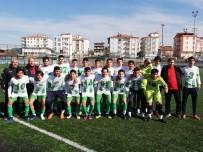 ŞAMPİYONLUK MAÇI - U17 Futbol Ligi'nde Malatya Yeşilyurt Belediyespor Şampiyon