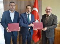 Uşak'ta 'Sosyal Ve Bilimsel İşbirliği' Protokolü İmzalandı