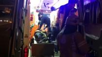 POLİS - Üsküdar'da Trafik Kazası Açıklaması 1 Yaralı