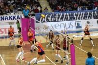 Vestel Venus Sultanlar Ligi Açıklaması Çanakkale Belediyespor Açıklaması 1 - Nilüfer Belediyespor Açıklaması 3