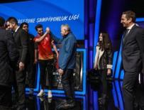 KIŞ MEVSİMİ - Vodafone Freezone Şampiyonluk Ligi'nin Startını Binali Yıldırım Verdi