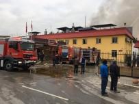 KURUYEMİŞ - Yanan Kuruyemiş Fabrikasında Zarar 5 Milyon TL