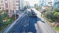 Yaşar Doğu Caddesi Yenilendi