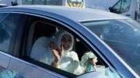 HAFTA SONU - Yedikuyular'da Gaziantepli Gelin Damat Sürprizi!