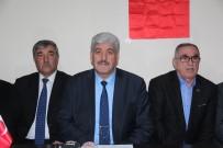 AK Parti'den Aday Gösterilmeyince İstifa Ettiler