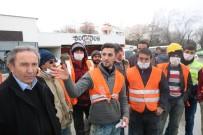 MIDE BULANTıSı - Ankara'da Korkutan Gaz Paniği