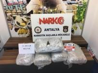Antalya'da Uyuşturucu Operasyonuna 26 Tutuklama