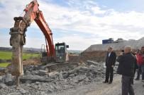 ARITMA TESİSİ - ASKİ'den Yedigöze Barajı İçme Suyu Projesi