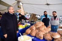 Ataşehir Belediye Başkan Adayı İsmail Erdem Semt Pazarını Gezdi