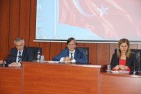 VALİ YARDIMCISI - Aydın'da 2019 Yılının İlk Koordinasyon Toplantısı Yapıldı