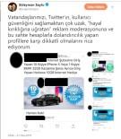 Bakan Soylu'dan Twitter'e 'Sosyal Medya Dolandırıcıları' Tepkisi