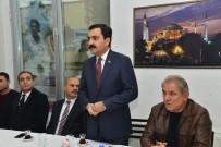Başkan Bahçeci Açıklaması 'Büyük Hedeflerle Kalkınma Seferberliği Devam Edecek'