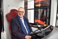 Başkan Ergün Elektrikli Otobüsler Hakkında Bilgi Verdi