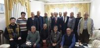 Başkan Vekili Epcim'den Ev Ziyareti