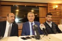 Battalgazi AK Parti Adayı Güder, Basınla Buluştu