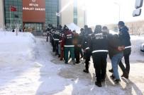 EROIN - Bitlis'te 'Torbacı' Operasyonu Açıklaması 10 Gözaltı