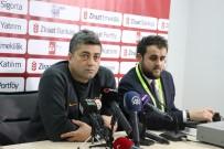 LEVENT ŞAHİN - Boluspor- Galatasaray Maçının Ardından