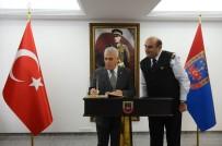 Bozbey'den Tuğgeneral Saraç Ve Osman Ak'a Ziyaret