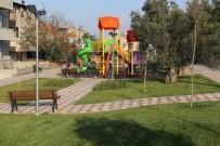 Burhaniyeli Çocukların Park Sevinci