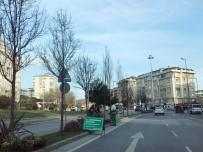 KIŞ MEVSİMİ - Büyükçekmece Belediyesi Yeşil Alanlarını Koruyor