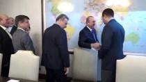 Çavuşoğlu İran Meclis Heyetini Kabul Etti