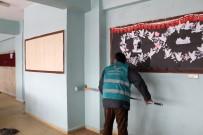 İLÇE MİLLİ EĞİTİM MÜDÜRÜ - Denetimli Serbestlik Yükümlüleri Okulların Boya Badana İşlerini Yapacak