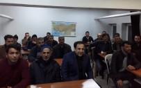 Elazığ'da 21 Kursiyer, Avcı Eğitim Belgesi Aldı