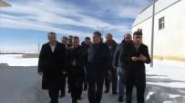 ARITMA TESİSİ - Erciş'in 'İçme Suyu' Projesinde Son Gelindi