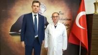 Esgin Açıklaması 'Bursa Şehir Hastanesi İle Yüksek İhtisas Hastanesi'nin Yükü Azalacak'