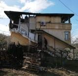 Fatsa'da Çatı Yangını