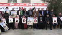 PLASTİK MERMİ - Filistinlilerden Ofer Cezaevindeki Tutuklulara Destek Gösterisi