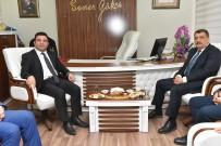 Gürkan'dan, CHP Adayı Gökçek' A Ziyaret