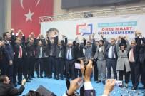 İZZETTIN YıLMAZ - Hatay'da Cumhur İttifakı Adayları Açıklandı