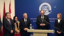 Hırvatistan'da Yasa Dışı Göç Toplantısı